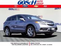 Used 2015 Acura RDX FWD 4dr