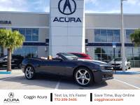 Pre-Owned 2013 Chevrolet Camaro 2LT Convertible in Fort Pierce FL