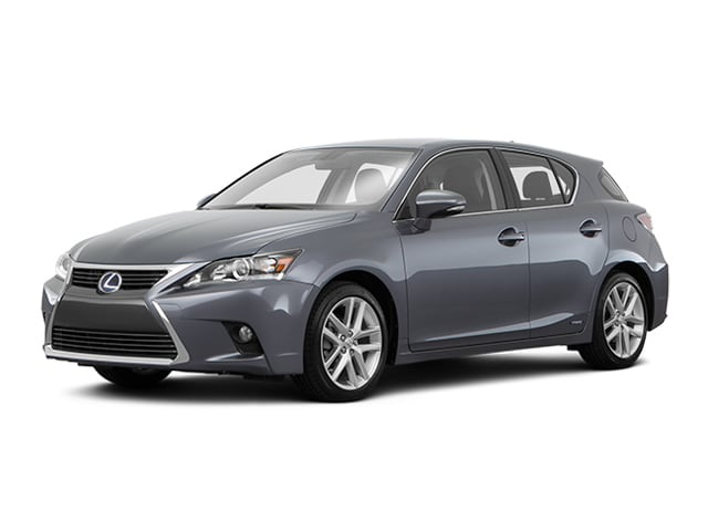 Photo Pre-Owned 2017 LEXUS CT 200h in Greensboro NC