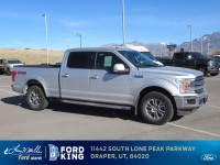 2018 Ford F-150 LARIAT Truck SuperCrew Cab V-6 cyl