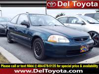 Used 1998 Honda Civic EX For Sale in Thorndale, PA | Near West Chester, Malvern, Coatesville, & Downingtown, PA | VIN: 1HGEJ8249WL119918
