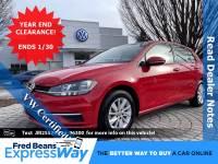 Used 2018 Volkswagen Golf For Sale at Fred Beans Volkswagen | VIN: 3VWG17AU4JM255297