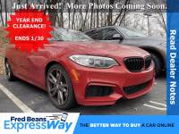 Used 2015 BMW M235i xDrive For Sale at Fred Beans Volkswagen | VIN: WBA1J9C50FV371133