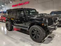 Used 2017 Jeep Wrangler Unlimited Smoky Mountain