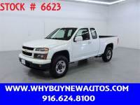 2012 Chevrolet Colorado ~ 4x4 ~ Extended Cab ~ Only 59K Miles!
