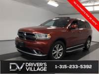 Used 2015 Dodge Durango For Sale at Burdick Nissan | VIN: 1C4RDJDG2FC186723