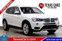 2016 BMW X3 xDrive28i for sale in Carrollton TX