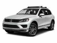 2016 Volkswagen Touareg VR6 FSI SUV