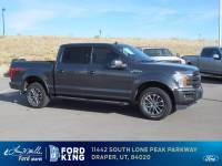 2019 Ford F-150 LARIAT Truck SuperCrew Cab V-6 cyl