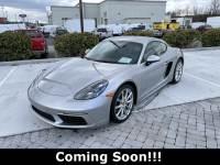 Used 2018 Porsche 718 Cayman For Sale at Harper Maserati | VIN: WP0AA2A86JK262306
