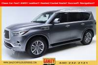 Used 2019 INFINITI QX80 Luxe SUV For Sale in Bedford, OH
