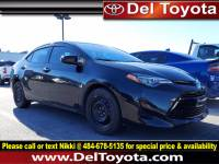 Certified Pre-Owned 2019 Toyota Corolla For Sale in Thorndale, PA | Near Malvern, Coatesville, West Chester & Downingtown, PA | VIN:2T1BURHE4KC163440