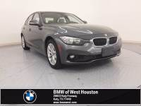 Used 2017 BMW 320i Sedan near Houston