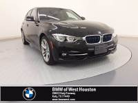 Used 2018 BMW 330e iPerformance Sedan near Houston