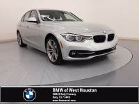 Used 2017 BMW 330i Sedan near Houston