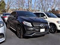 2018 Mercedes-Benz AMG GLE 63 4MATIC SUV