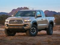 Used 2018 Toyota Tacoma TRD Off Road Double Cab 6' Bed V6 4x4 AT