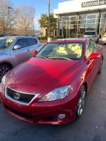 2010 LEXUS IS 250C Base Convertible