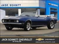 Pre-Owned 1968 Chevrolet Camaro SS VIN 0000124678N415675 Stock Number 13395P-1