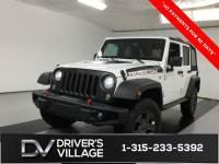 Used 2017 Jeep Wrangler JK Unlimited For Sale at Burdick Nissan   VIN: 1C4BJWFG9HL713034