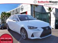 Used 2017 Lexus IS IS Turbo Sedan