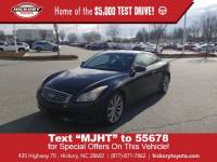 Used 2010 INFINITI G37 COUPE Journey Coupe