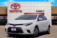 Used 2015 Toyota Corolla 4dr Sdn CVT Auto LE