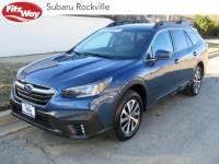 Certified Used 2020 Subaru Outback Premium in Gaithersburg