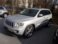 Used 2012 Jeep Grand Cherokee Overland 4x4 in Gaithersburg