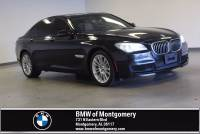 Pre-Owned 2013 BMW 740i Sedan in Montgomery, AL