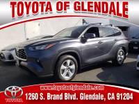 Used 2020 Toyota Highlander for Sale at Dealer Near Me Los Angeles Burbank Glendale CA Toyota of Glendale   VIN: 5TDZZRAH1LS002606
