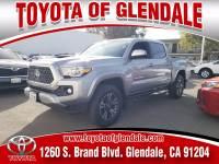 Used 2018 Toyota Tacoma for Sale at Dealer Near Me Los Angeles Burbank Glendale CA Toyota of Glendale   VIN: 3TMAZ5CN0JM064357