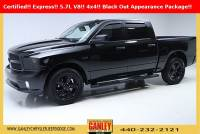 Used 2017 Ram 1500 Express Truck For Sale in Bedford, OH