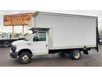 E350 16 Ft Box Truck