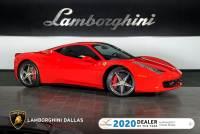 Used 2014 Ferrari 458 For Sale Richardson,TX | Stock# LC672 VIN: ZFF67NFA5E0197601