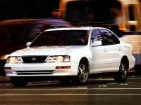Used 1997 Toyota Avalon For Sale at Harper Maserati | VIN: 4T1BF12B9VU157405