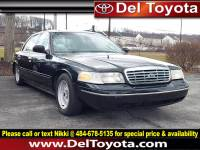 Used 1999 Ford Crown Victoria LX For Sale in Thorndale, PA | Near West Chester, Malvern, Coatesville, & Downingtown, PA | VIN: 2FAFP74W7XX242105