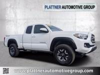 Pre-Owned 2017 Toyota Tacoma TRD Off Road Access Cab 6' Bed V6 4x4 AT