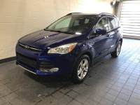 Deep Impact Blue Used 2016 Ford Escape 4WD 4dr SE For Sale in Moline IL | S21301A