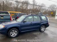 2006 Subaru Forester 2.5X 4-Speed Automatic