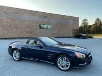 Used 2016 Mercedes-Benz SL400 Roadster For Sale at Paul Sevag Motors, Inc. | VIN: WDDJK6FA1GF039548