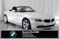 Pre-Owned 2014 BMW Z4 Convertible in Los Angeles, CA