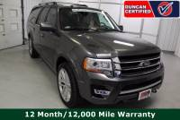 Used 2015 Ford Expedition EL For Sale at Duncan Hyundai | VIN: 1FMJK2AT7FEF33327