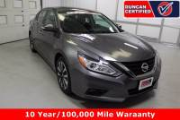 Used 2017 Nissan Altima For Sale at Duncan Hyundai | VIN: 1N4AL3AP4HC205104