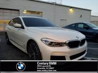 Certified Used 2018 BMW 6 Series Gran Turismo in Greenville, SC