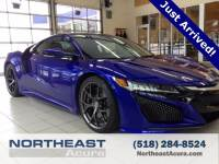 Used 2017 Acura NSX Coupe