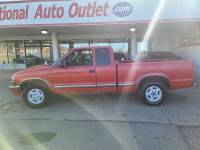 2002 Chevrolet S-10 3dr Extended Cab 4X4 for sale in Cincinnati OH