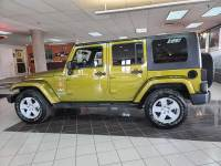 2008 Jeep Wrangler Unlimited Sahara 4X4 for sale in Cincinnati OH