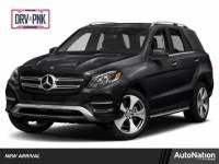 2018 Mercedes-Benz GLE 350 4MATIC
