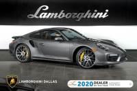 Used 2018 Porsche 911 Turbo S For Sale Richardson,TX | Stock# LC673 VIN: WP0AD2A9XJS156344